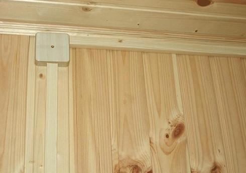 Электропроводка в деревянном доме своими руками, бесплатные консультации по тел. +7 (953) 355-50-16 , СПб