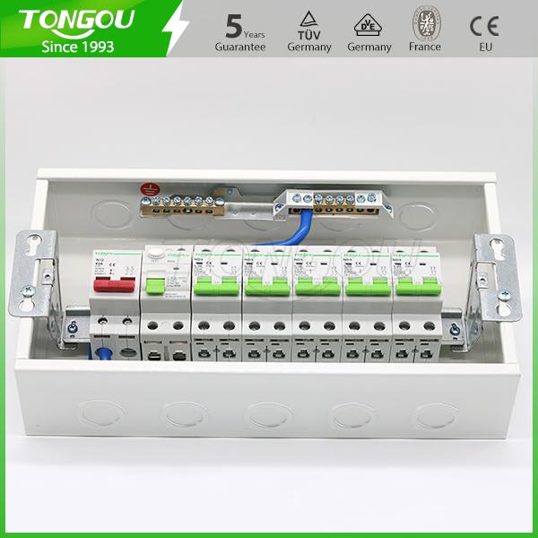 Бокс электрический-распределительный щит на 16 модулей компании TONGOU
