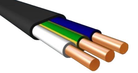 Купить кабель ВВГ-3х1,5, оптом и в розницу, недорого в России